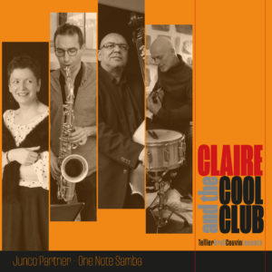 Claire and the Cool Club premier single...